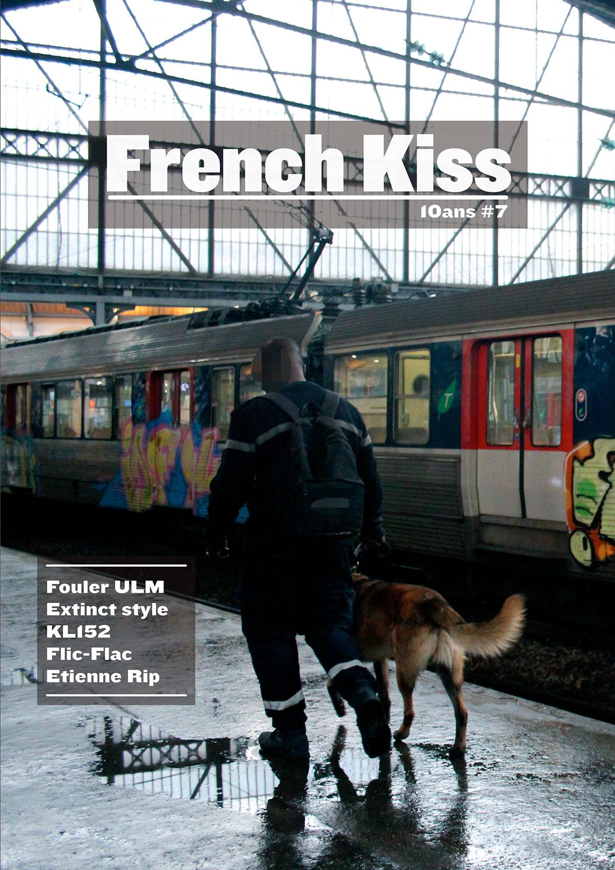 Les Français ne sont plus les rois du French kiss