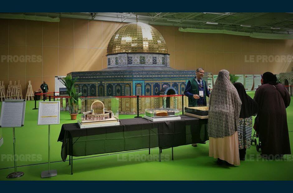30ème rencontre annuelle des musulmans de france au bourget 2019)