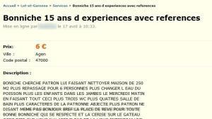 Besoin d'urgence : Femme menage Montpellier - offres d'emploi actuelles   Jooble