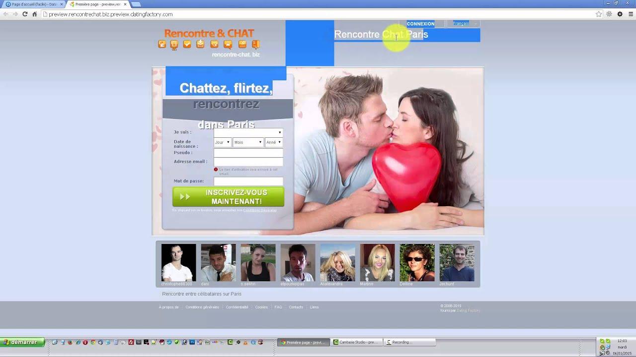 sites de rencontres paris gratuit