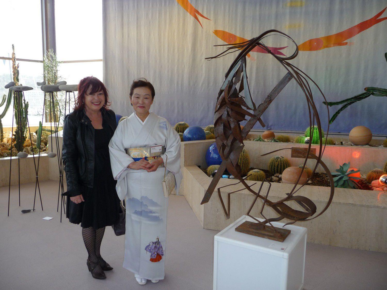 rencontre artistique monaco japon 2019
