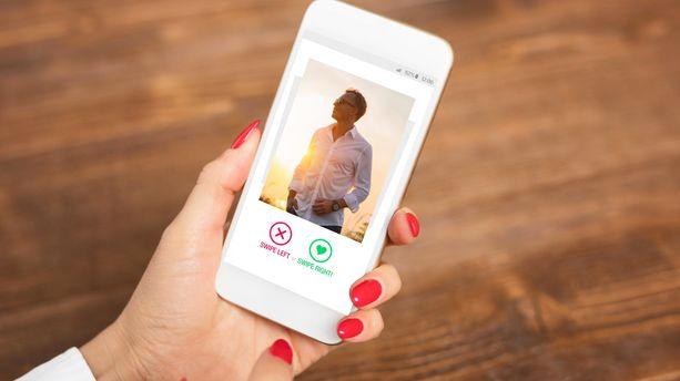 rencontre via smartphone