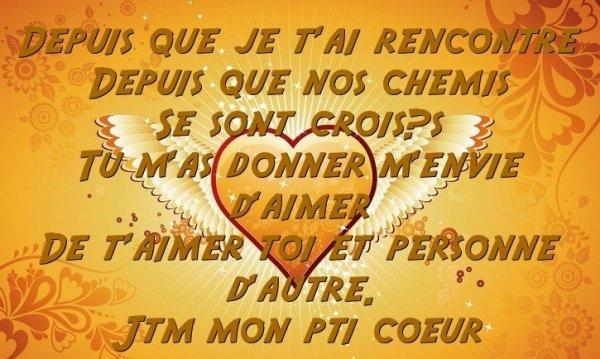 rencontre damour poeme)