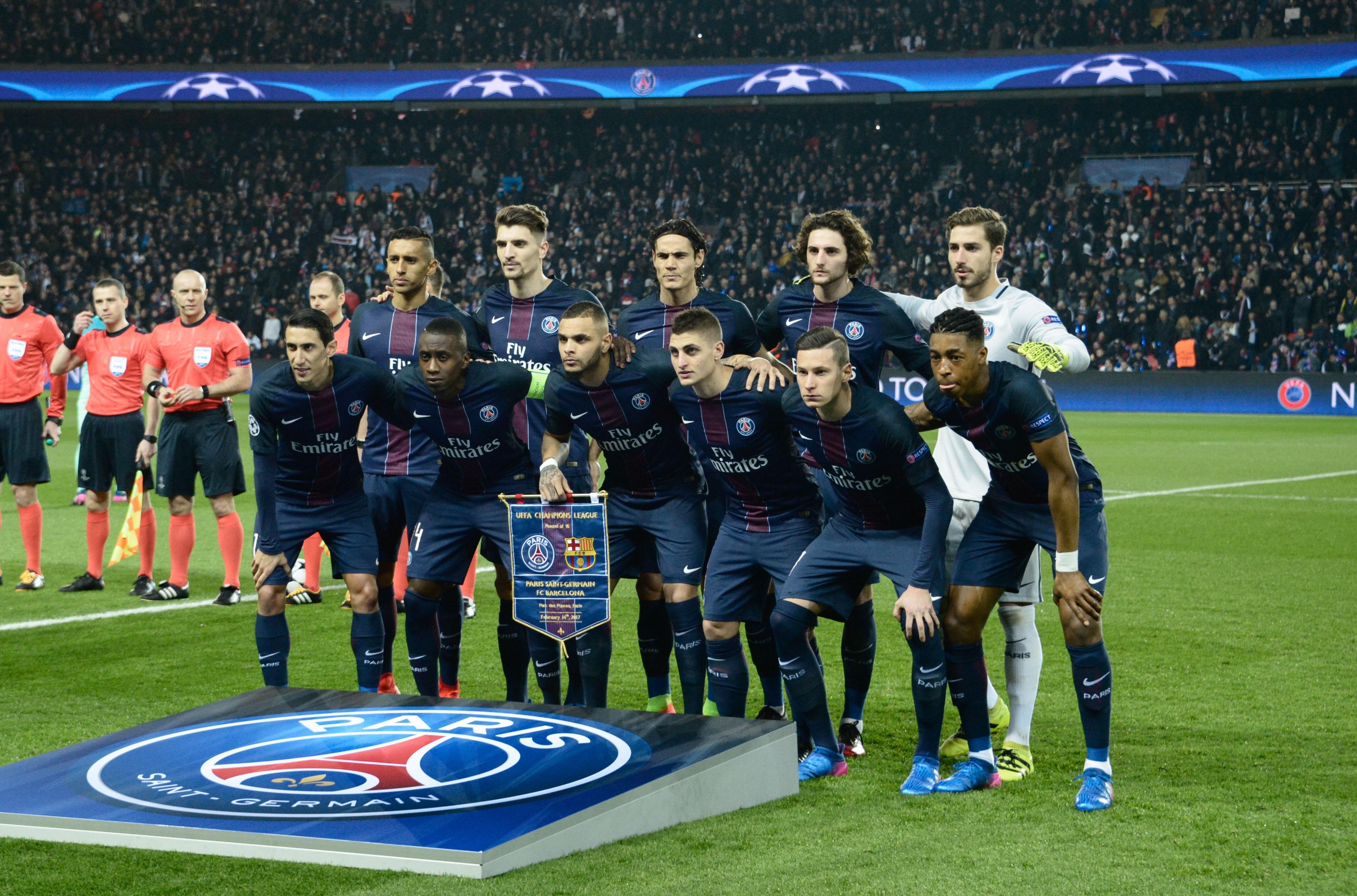 Albums photos - PSG - Barcelone : les plus beaux matchs parisiens en images - Onze Mondial