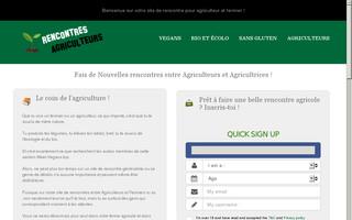 agriculture site de rencontre)