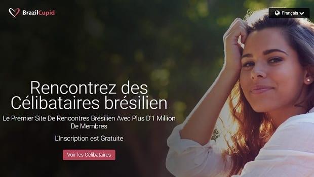 Rencontre Femme Brésil - Site de rencontre gratuit Brésil