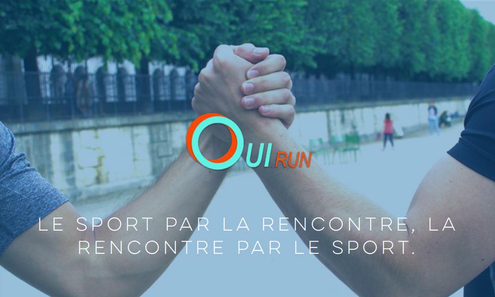 OuiRun, la rencontre par le sport - ecolalies.fr