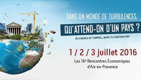 Économie | Rencontres économiques d'Aix-en-Provence : pas de business sans social | La Provence