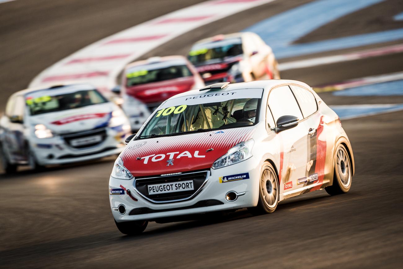 Racing Team au Rencontres Peugeot Sports : classement décevant malgré une bonne course | Le Perche