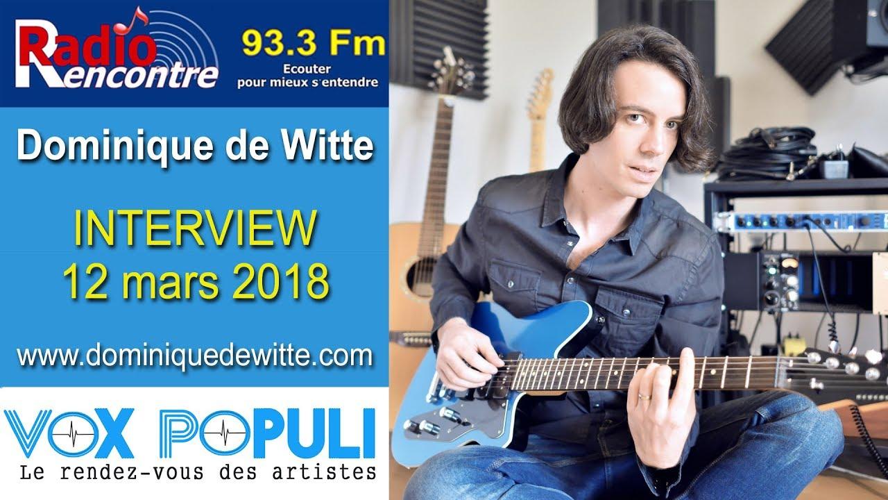 Cefir » Mise en ligne du site internet de Radio Rencontre FM
