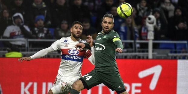 Foot - Ligue 1 - Ligue 1 : le derby gagné par Saint-Étienne en quelques chiffres - France Football