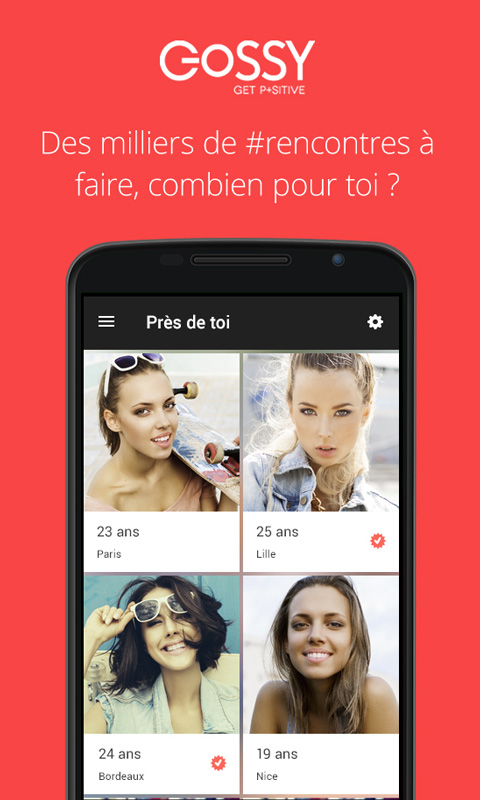 rencontre application android
