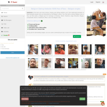 site de rencontre belge 100 gratuit)