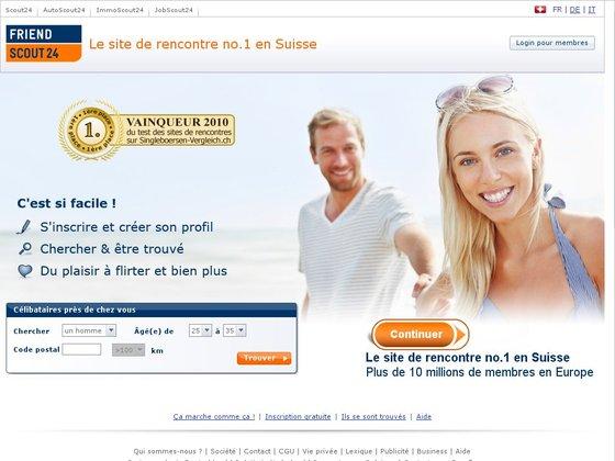 site de rencontres suisse gratuit