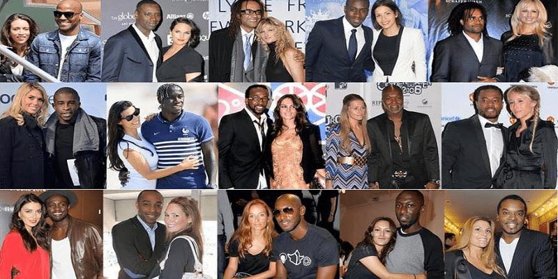 femme blanche cherche homme noir en afrique