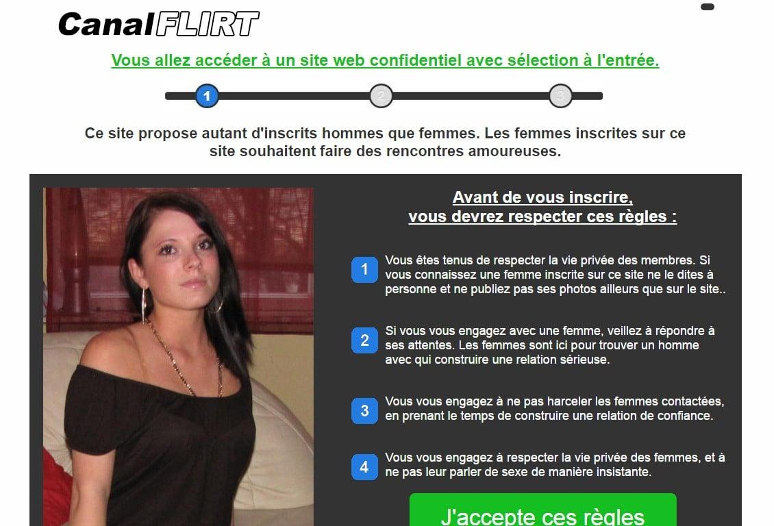 site de rencontres flirt