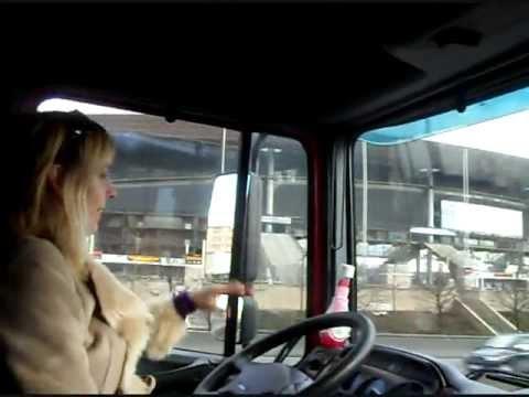 femme cherche chauffeur routier)
