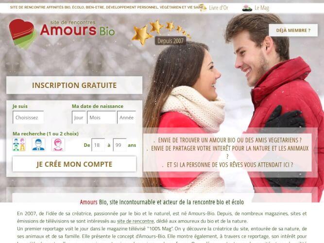 site rencontre amour bio rencontres internationales de recherche biomédicale