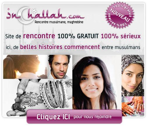 Site de rencontres musulmanes et maghrébines