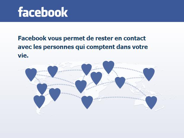 Facebook s'invite sur le terrain des sites de rencontres