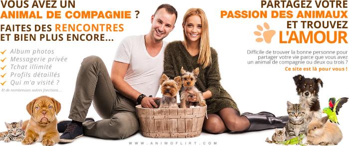 site de rencontres pour animaux)