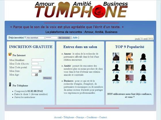 site de rencontre de telephone