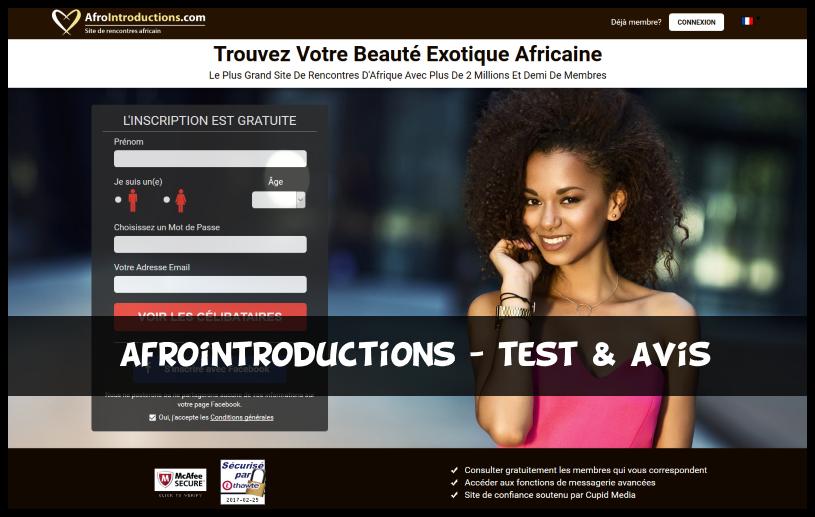 site de rencontre afro gratuit)