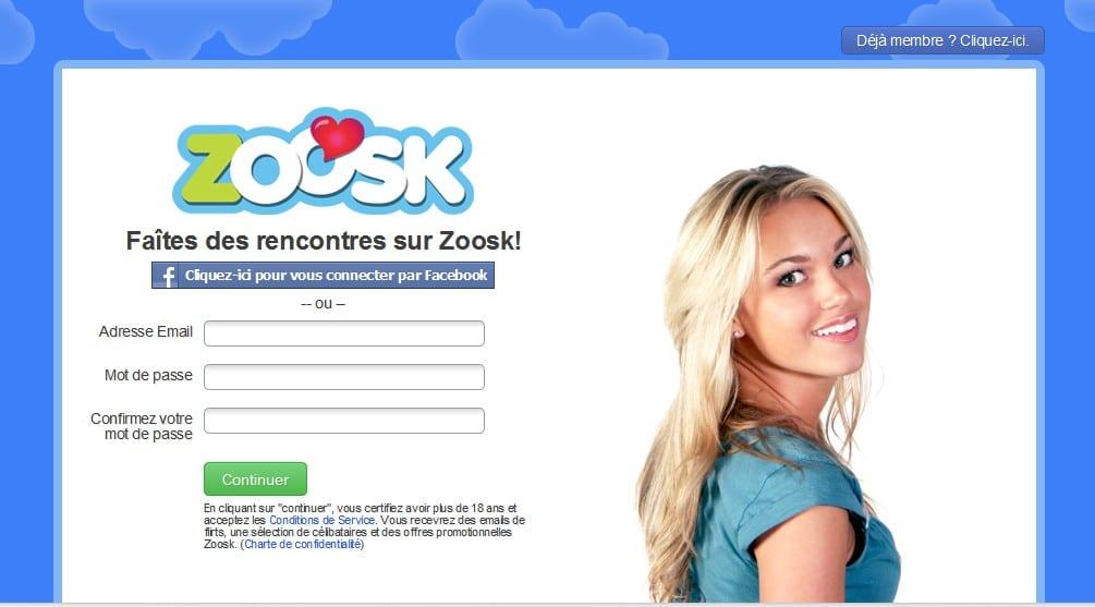 agence de rencontre zoosk
