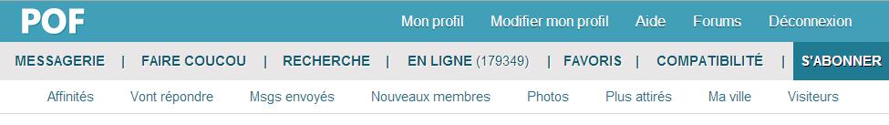 site de rencontres pof.fr)