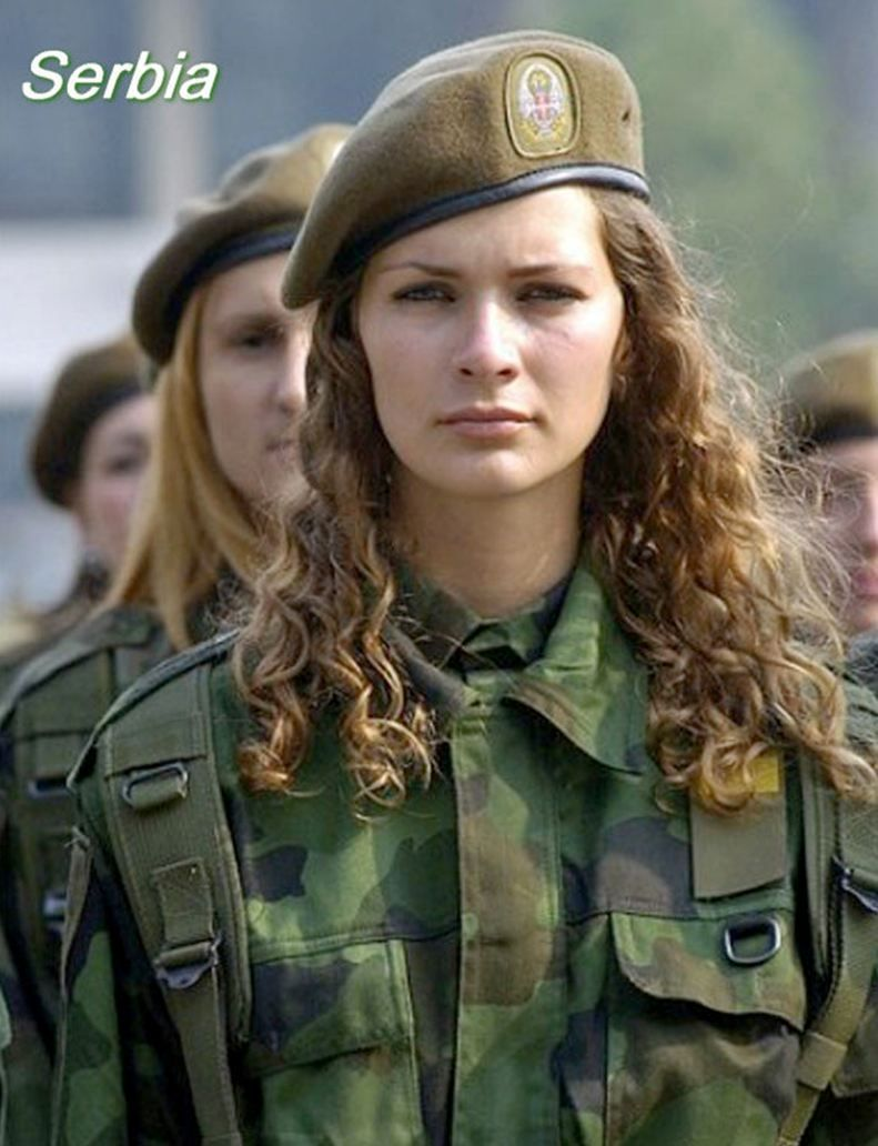 femme serbe cherche homme)