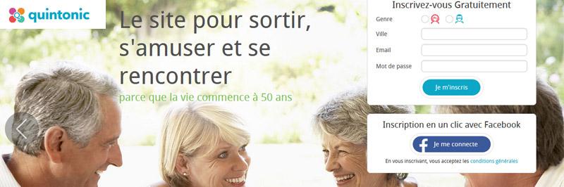 Site de rencontres et amitié réservé aux + de 50 ans - ecolalies.fr