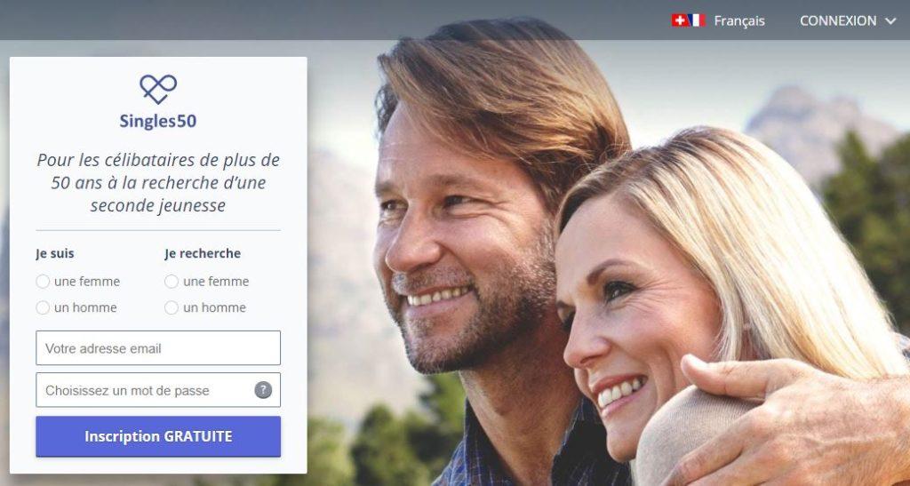 Le meilleur site de rencontre pour les 50 ans et plus pour trouver l'amour