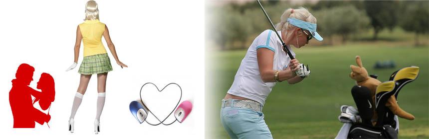 16 raisons de fréquenter un golfeur célibataire