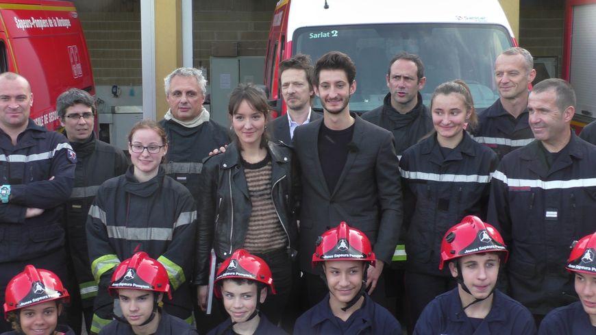 rencontre pompier)