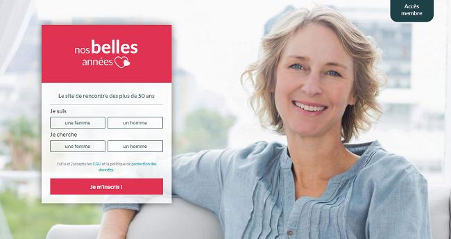 Sites de rencontre seniors gratuit non payant : Notre sélection
