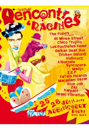 Festival Rencontres et Racines : critiques, places de concert et billets