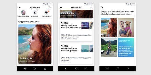Facebook Dating, le service de rencontres, arrive bientôt en France - ecolalies.fr