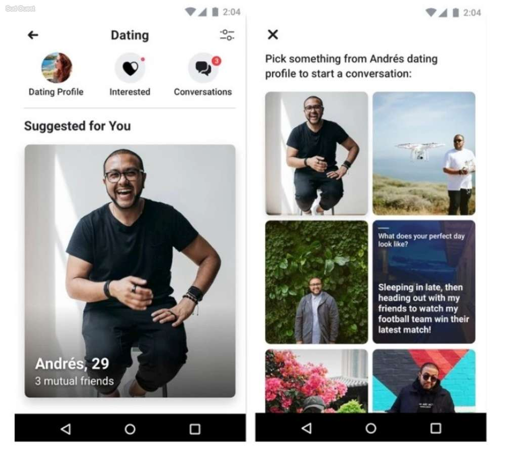 Avec Dating, Facebook lance son propre site de rencontre