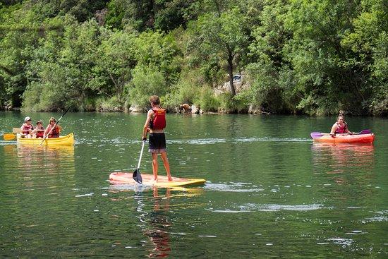 Pamiers. Le canoë-kayak rencontre un véritable succès en été sur l'Ariège - ecolalies.fr