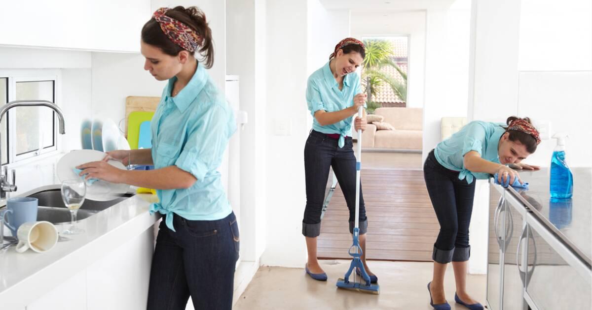 Ménage - Annonces et offres d'emploi sont sur Aladom