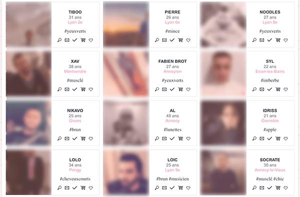 application de rencontre géolocalisée gratuite rencontre conversation en anglais paris