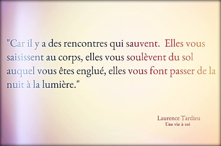 citation il y a des rencontres qui)