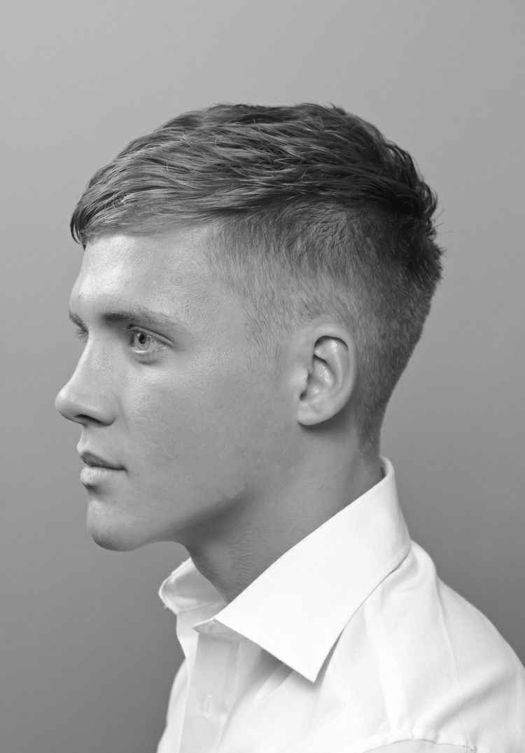 recherche model coiffure homme