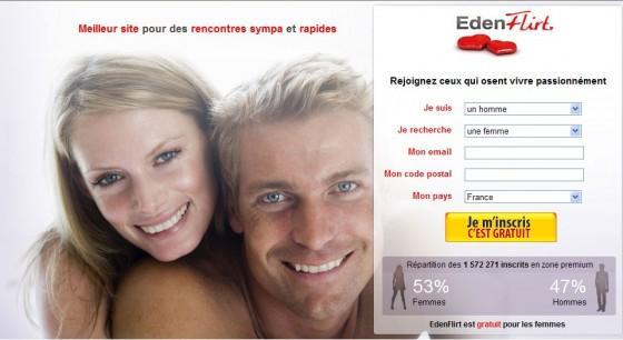 site de rencontres eden)