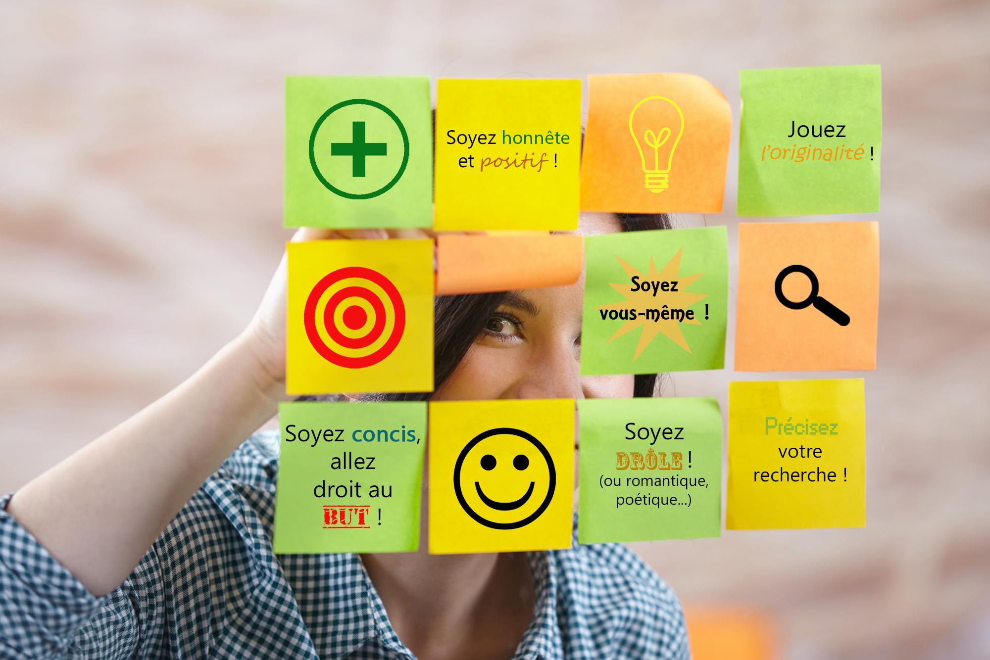 Les 33 règles pour écrire un profil qui cartonne sur les sites de rencontre