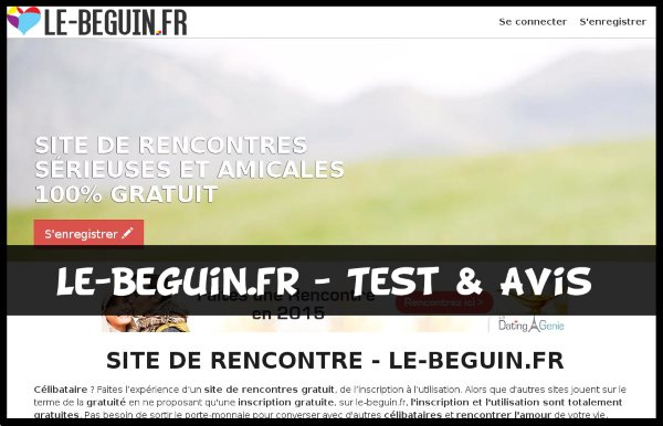 beguin site rencontre