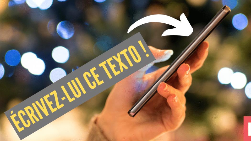 Tchat par SMS avec une fille près de chez toi