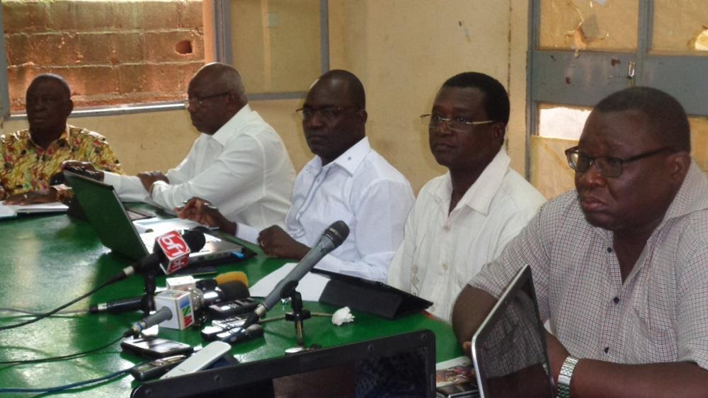 rencontre gouvernement syndicat au burkina