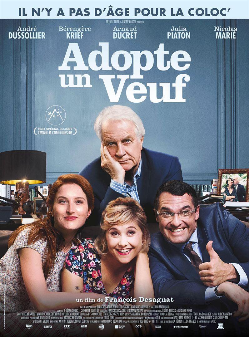 Toulouse. Dussollier partage son appart dans «Adopte un veuf»