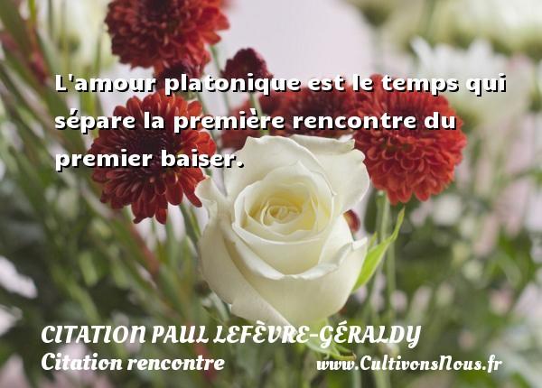 site rencontre amour platonique)